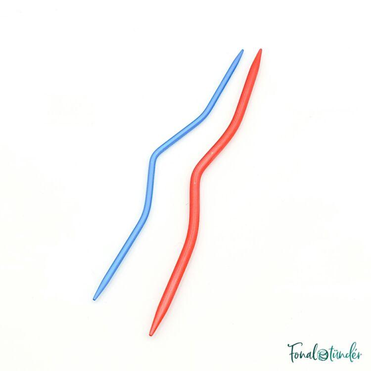 KnitPro Cable Needles - segédtűk csavart kötéshez- 2db